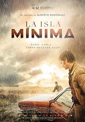 Cartel película La isla mínima