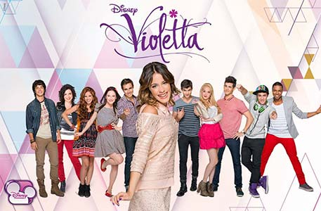 Violetta Serie para Disney