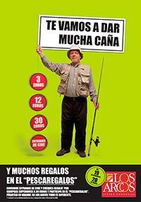 """CC Los Arcos """"Pescaregalos"""""""