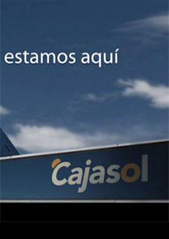 Cajasol/ La Caixa «Estamos aquí»