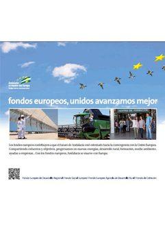 Fondos europeos, unidos avanzamos mejor